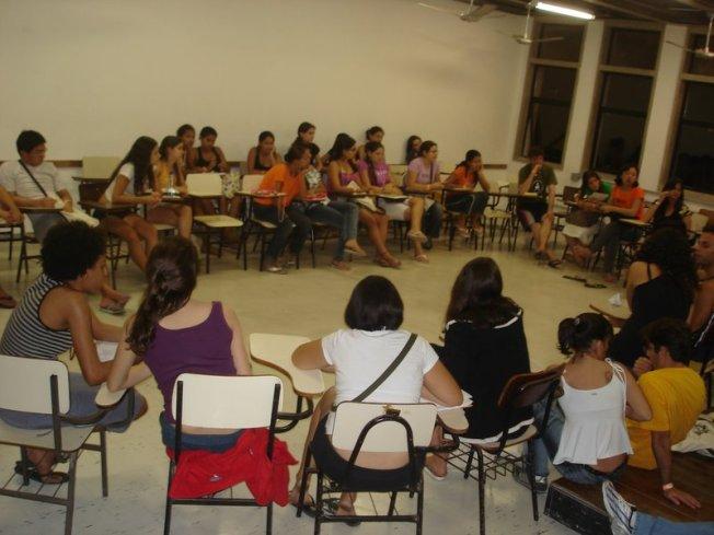 Grupo de Discussão no ENENUT 2008
